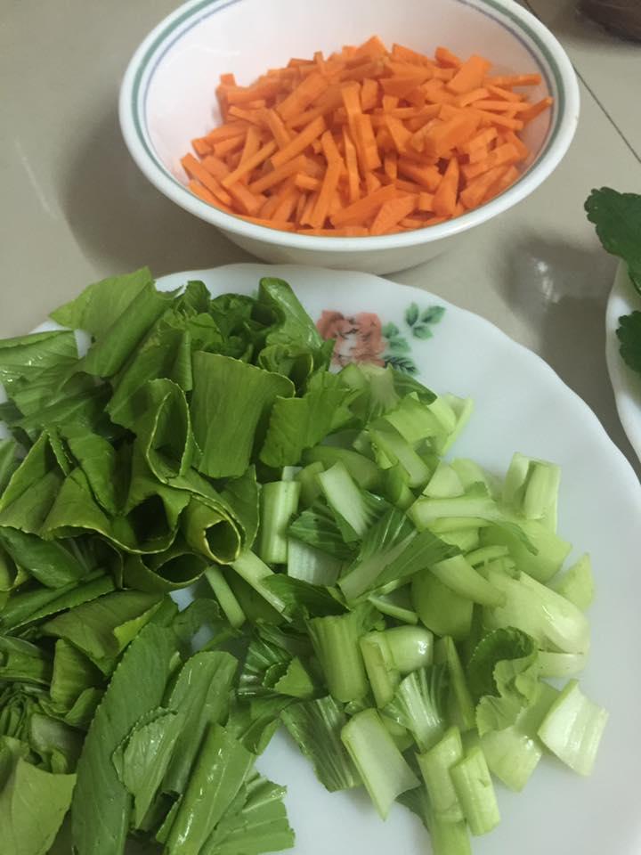 Sawi Hijau, Sayuran Mie Ayam yang Kaya Manfaat