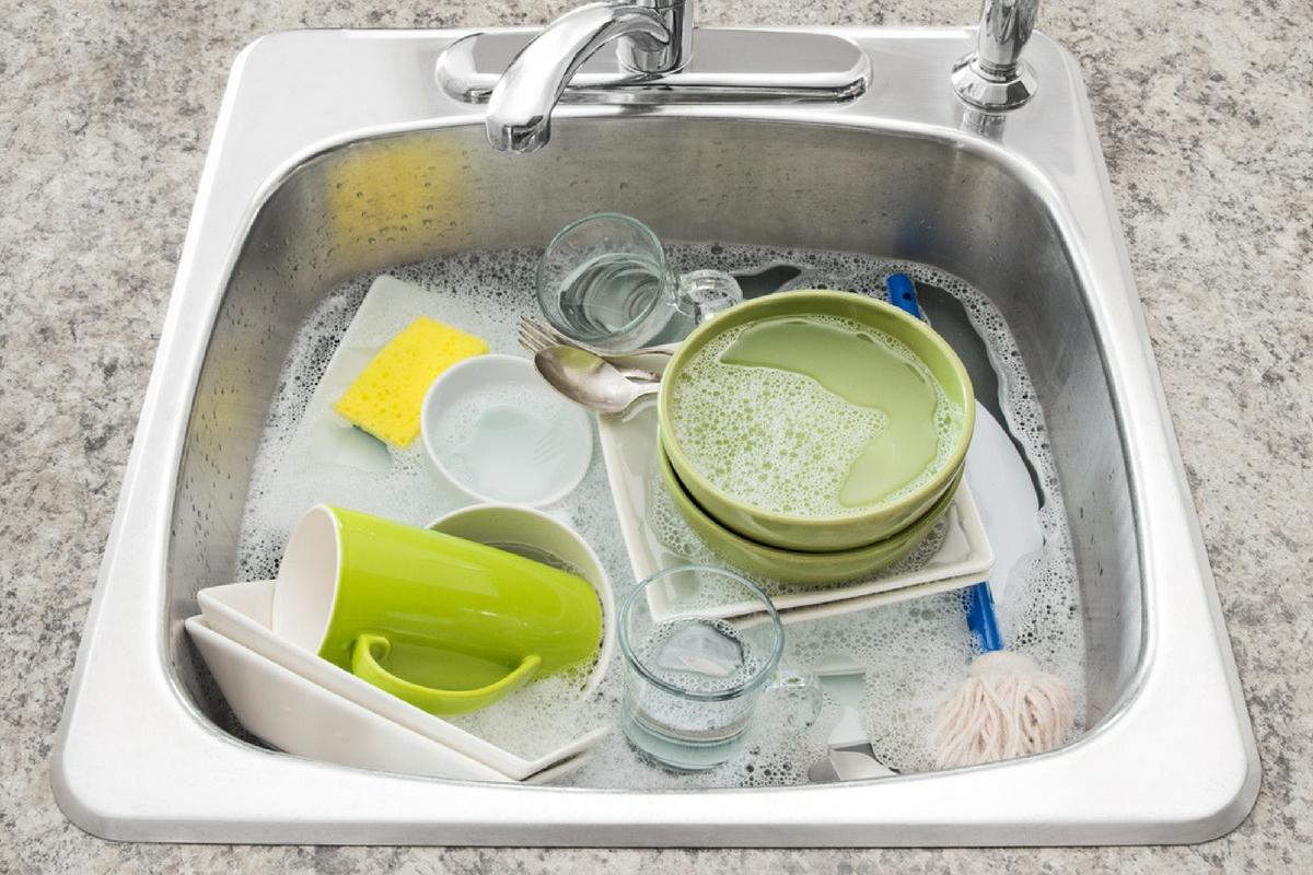 Cara Atasi Masalah Sinki Tersumbat Tanpa Guna Pelo Soda Bikarbonat Rasa