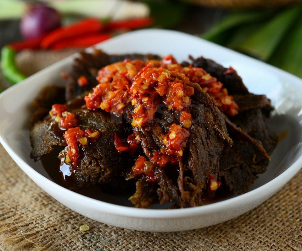 Dendeng Daging Berlado Asli Minang - RASA