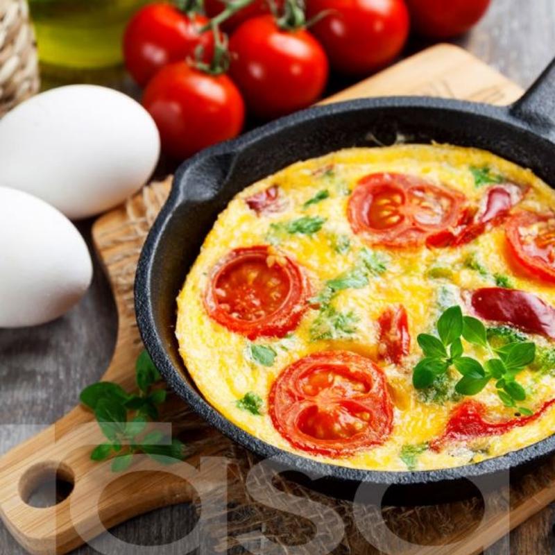 3 11 - 3 Cara Masak Telur Dadar Lebih Istimewa, Wajib Cuba