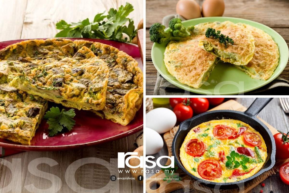 cover 20 - 3 Cara Masak Telur Dadar Lebih Istimewa, Wajib Cuba