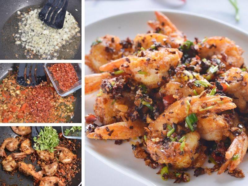 resepi udang goreng tepung ala thai masak sendiri udang goreng ala thai  sedap mudah ni Resepi Tomyam Daging Ala Thai Enak dan Mudah